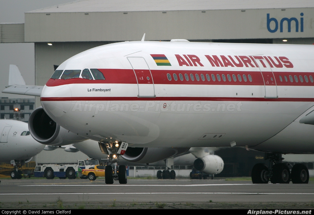 Air Mauritius прямые рейсы из Китая на Маврикий